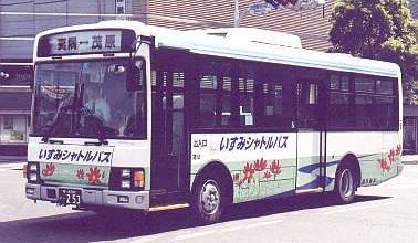 都自動車 いすゞKK-LR233J1 +IBUS_e0030537_1263568.jpg
