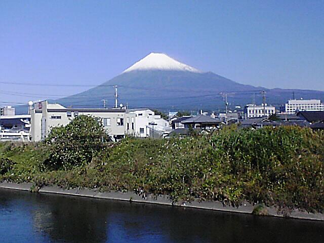 富士山雪化粧_c0067206_16224496.jpg