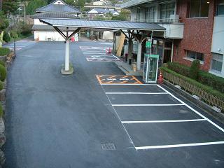駐車場ができた_e0101917_18104091.jpg