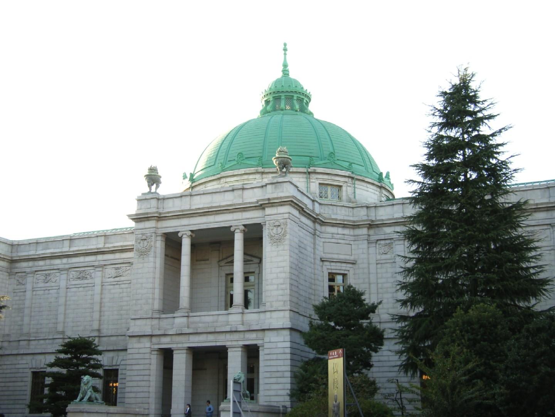 表慶館 -東京国立博物館-_d0091021_21522054.jpg
