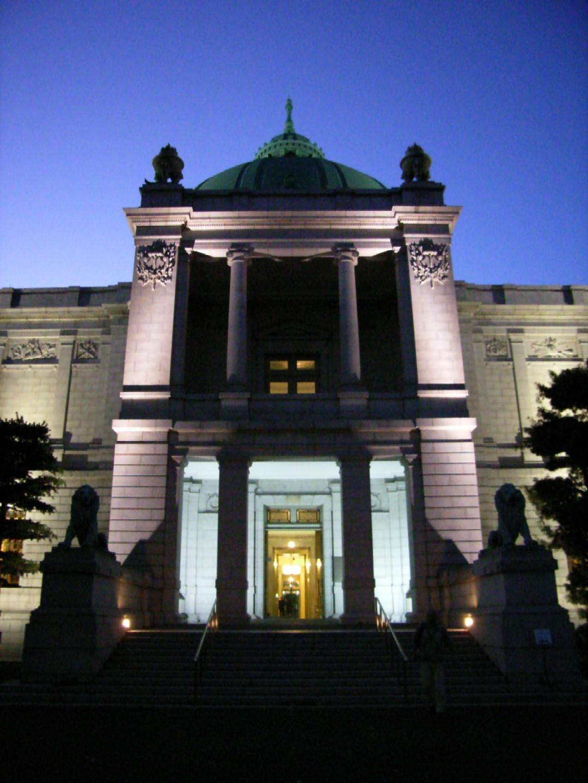 表慶館 -東京国立博物館-_d0091021_22115634.jpg