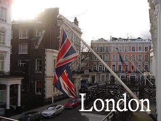 さと☆まい UK旅日記