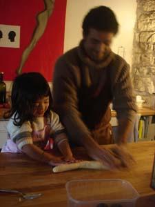 パパとお料理_f0106597_1243222.jpg