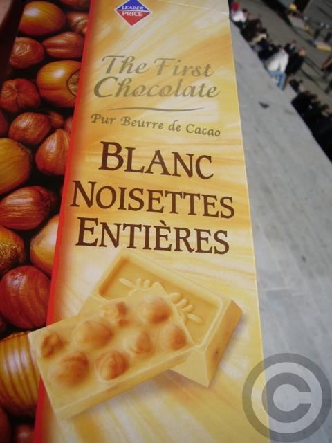 ■ホワイトチョコレート(CHOCOLAT BLANC)_a0014299_18594639.jpg
