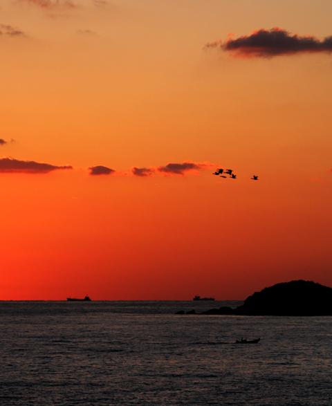 今日の「夕陽」_d0074828_225169.jpg