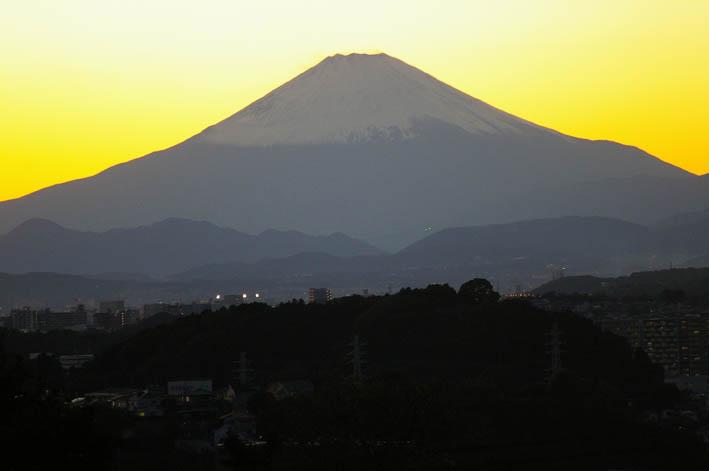 富士山は富士山の形で見られれば何処から見ても美しい_c0014967_18325431.jpg