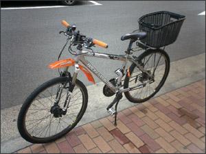 #098 「自転車通勤」_f0079218_0531438.jpg