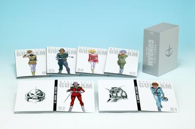 ロボットアニメの金字塔!機動戦士ガンダムDVD-BOXついに登場!_e0025035_11244410.jpg