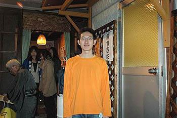 リアルshimaちゃん in 荒町喜楽亭_b0008475_12591814.jpg