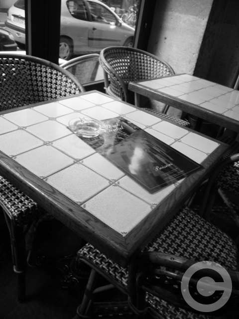 ■街角のキャフェLE PLOMB DU CANTAL(モンパルナス界隈)PARIS_a0014299_1934382.jpg