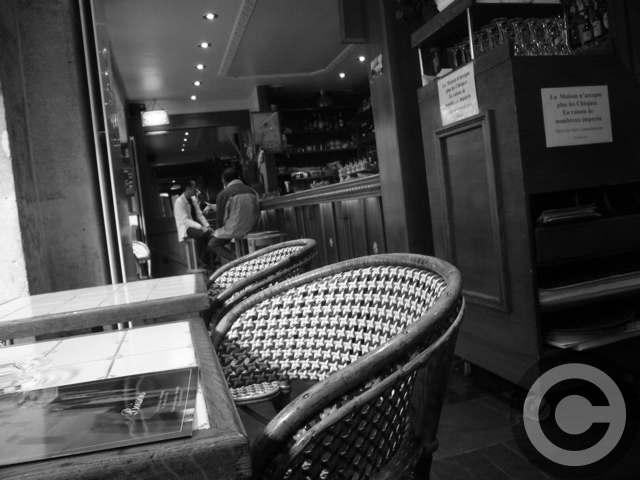 ■街角のキャフェLE PLOMB DU CANTAL(モンパルナス界隈)PARIS_a0014299_19344557.jpg