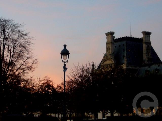■カルーゼル凱旋門Arc de Triomphe du Carrousel(パリ)_a0008105_0133080.jpg