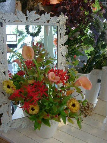 オークリーフ花の教室(中野さんの作品)_f0049672_1418368.jpg