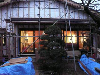 Q1東町の家07 : 断熱材と気密のチェックと打合わせ_e0054299_0254067.jpg