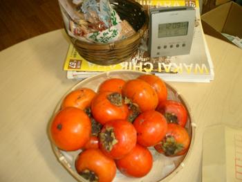 今年は柿の生り年??#136_e0068533_0111374.jpg