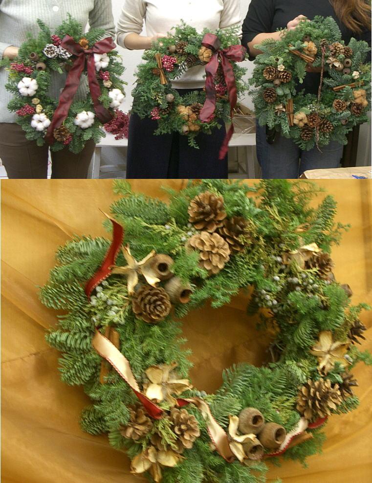 クリスマスリースレッスンのお知らせ_a0042928_0151515.jpg