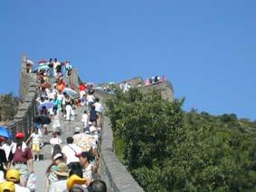北京閑話 万里の長城はスゴイ Great Wall_a0084343_21212260.jpg