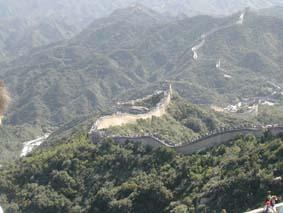 北京閑話 万里の長城はスゴイ Great Wall_a0084343_21222910.jpg