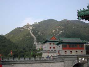 北京閑話 万里の長城はスゴイ Great Wall_a0084343_21261898.jpg