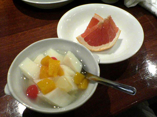 銀座芝蘭 汁なし坦々麺_a0016730_14504486.jpg
