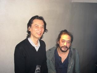2006-11-18 渋さ知らズ@渋谷O-EAST_e0021965_11292830.jpg