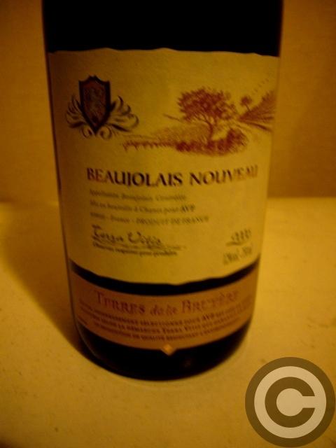 ■ボジョレーヌヴォーBeaujolais Nouveau2006_a0014299_525829.jpg