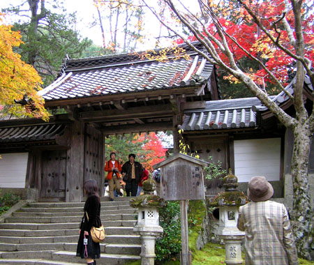槙尾山 西明寺1_e0048413_10283017.jpg