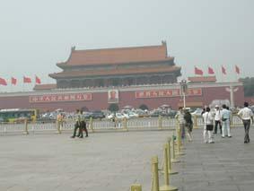 北京閑話 天安門広場の周りはどうなっているか!_a0084343_14411442.jpg