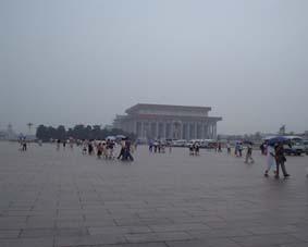 北京閑話 天安門広場の周りはどうなっているか!_a0084343_1445219.jpg