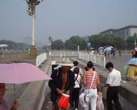 北京閑話 天安門に登る!_a0084343_1530121.jpg