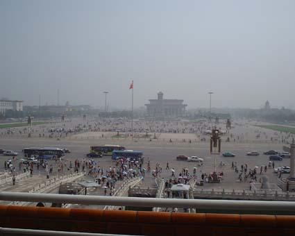 北京閑話 天安門に登る!_a0084343_165437.jpg