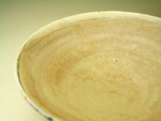 粉引き中鉢と飯碗(自作)_d0087761_2349512.jpg