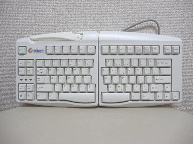 【レビュー】Goldtouch KeyboardUnit KFK-E87YQ_c0004568_20392514.jpg