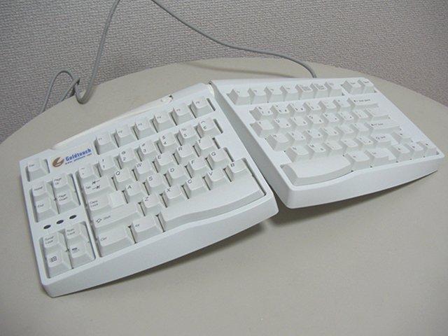 【レビュー】Goldtouch KeyboardUnit KFK-E87YQ_c0004568_20395142.jpg