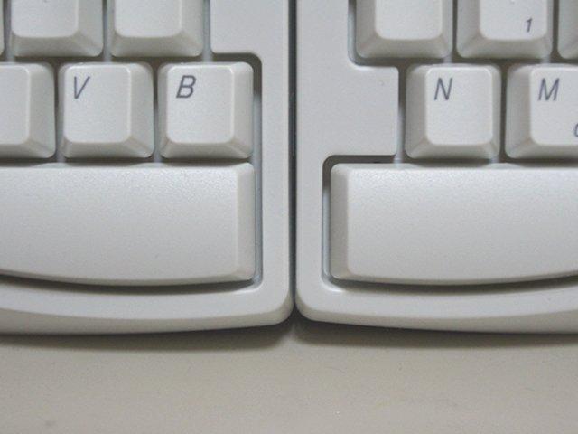 【レビュー】Goldtouch KeyboardUnit KFK-E87YQ_c0004568_20425382.jpg