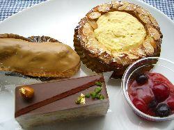 大人の贅沢ケーキ。_c0005672_1950366.jpg