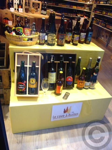 【La cave a bulles】【ビール】ビール専門販売店(パリ)_a0014299_20621100.jpg