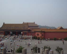 北京閑話 紫禁城はラストエンペラーの映画そのもの!_a0084343_1561653.jpg
