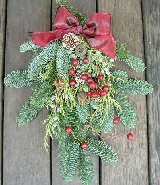 オークリーフ(クリスマスリースコレクション1)_f0049672_15272098.jpg