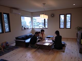 「乙川の家」 旧宅リフォームとOM床暖房 体感会_f0059988_17312297.jpg