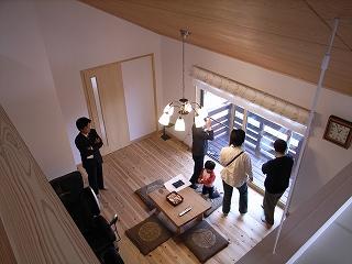 「乙川の家」 旧宅リフォームとOM床暖房 体感会_f0059988_1748530.jpg