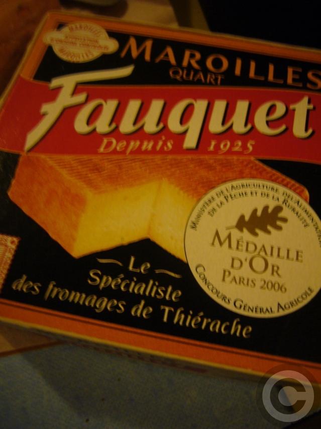 ■最近ヒットだったスーパーのチーズたち(パリ)_a0014299_8411890.jpg