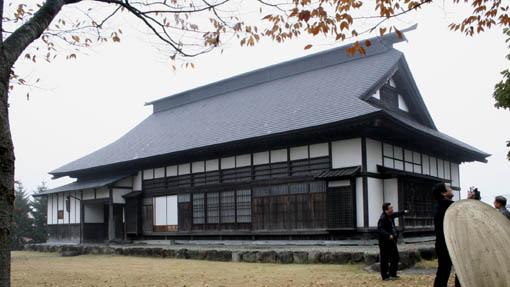 11月連休旅行06 : 最上徳内記念館2_e0054299_093597.jpg