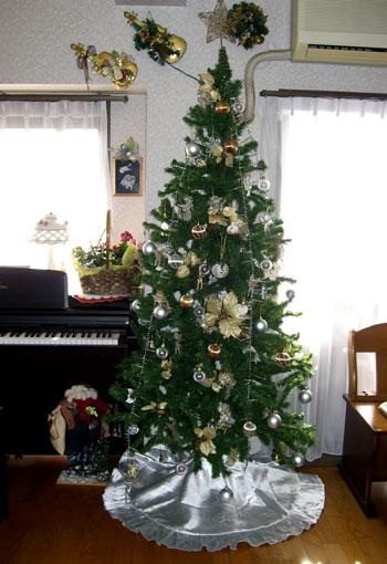 ☆クッリスマスゥ~ *<(*^-\')ノ☆;:*:;☆_a0047200_2115143.jpg