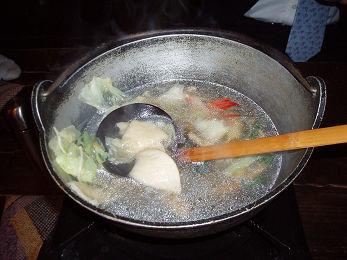 八戸せんべい汁と盛岡冷麺_b0074601_22343337.jpg