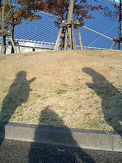 11/18  宮城・仙台グランディ21_c0098756_1402212.jpg