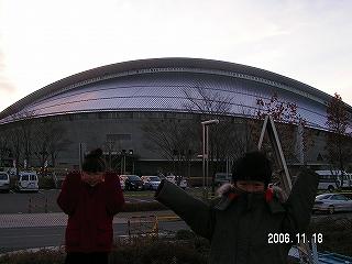 11/18  宮城・仙台グランディ21_c0098756_1463957.jpg