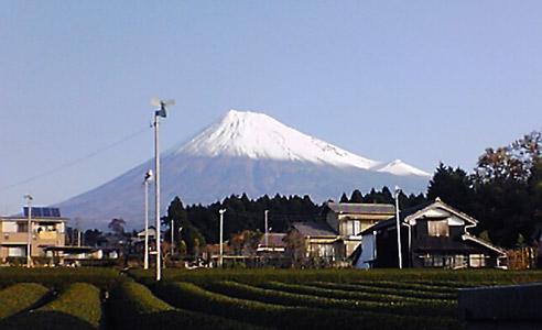 富士の宝永山_c0067206_15532493.jpg