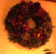 12月のイベント「 X\'mas flower work shop 」_c0073813_18121655.jpg
