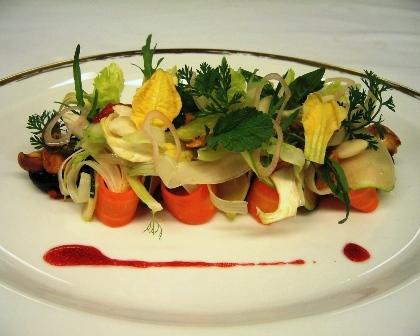 Produit à la loupe  ひとつの食材、さまざまなアプローチ _e0019199_16262181.jpg
